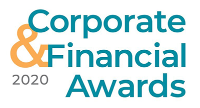 Corporate and Financial awards 2020